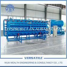 Widely Used China plastic vacuum cooling block molding machine