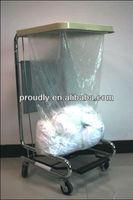 Disposable Plastic Laundry Bag