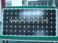 200W Solar Panel, PV Module, Monocrystalline, BIPV