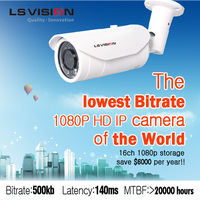 LS VISION 2mp outdoor motorized lens onvif POE surveillance camera with audio