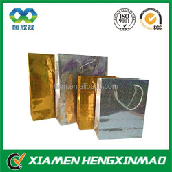 China manufacturer custom p[rinted 3d paper bag