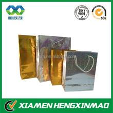 China manufacturer custom printed 3d paper bag