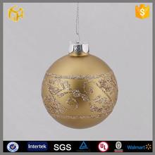 wholesale glass christmas ball ornaments,christmas glass snow ball