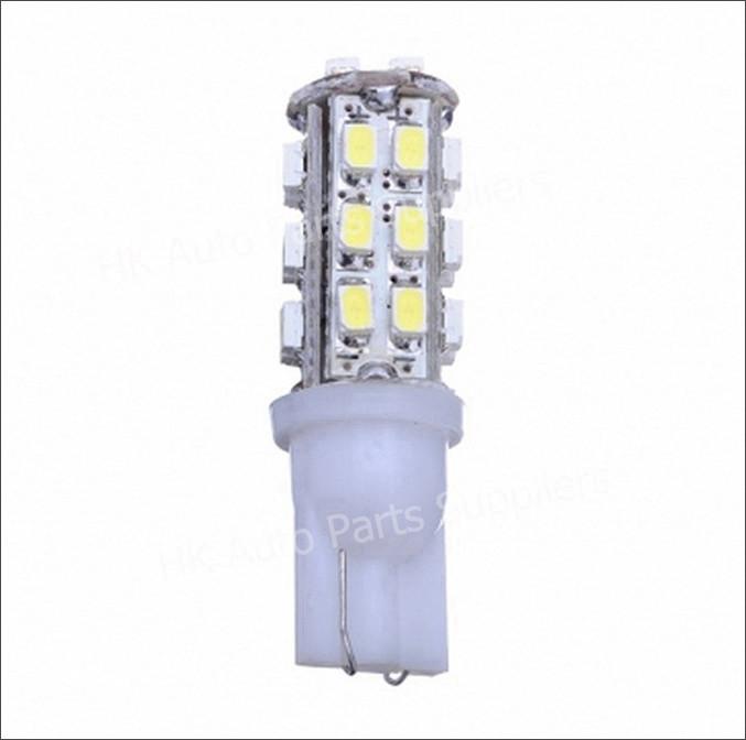 Лампочка освещения прибора 12v 1210 /T10 3528 28SMD 28led 28 SMD /T10 W5W 194 168 501 921