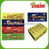 5pcs fruit bubble gum,fruit gum candy