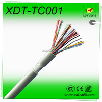 High quality Rohs Compliant Twisted Pair 2/10/25/50/100Pairs Telephone Cable/Underground Communication Cable For Outdoor Used