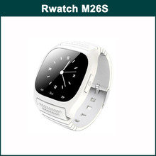 "China Watch RWATCH M26S 1.4"" Screen IP57 Bluetooth Android Smart Watch"