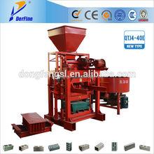 QTJ4-40E interlock bricks / automation equipment / high profitable production line