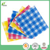 Hot selling spunlace fabric nonwoven cleaning wipe use in dry or wet
