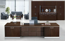 executive made in china wood Fashion Top Design Office Furniture