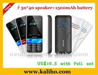2.4 inch big battery big speaker mobile phone with JAVA