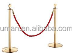 Crowd control stanchions/Crowd control post