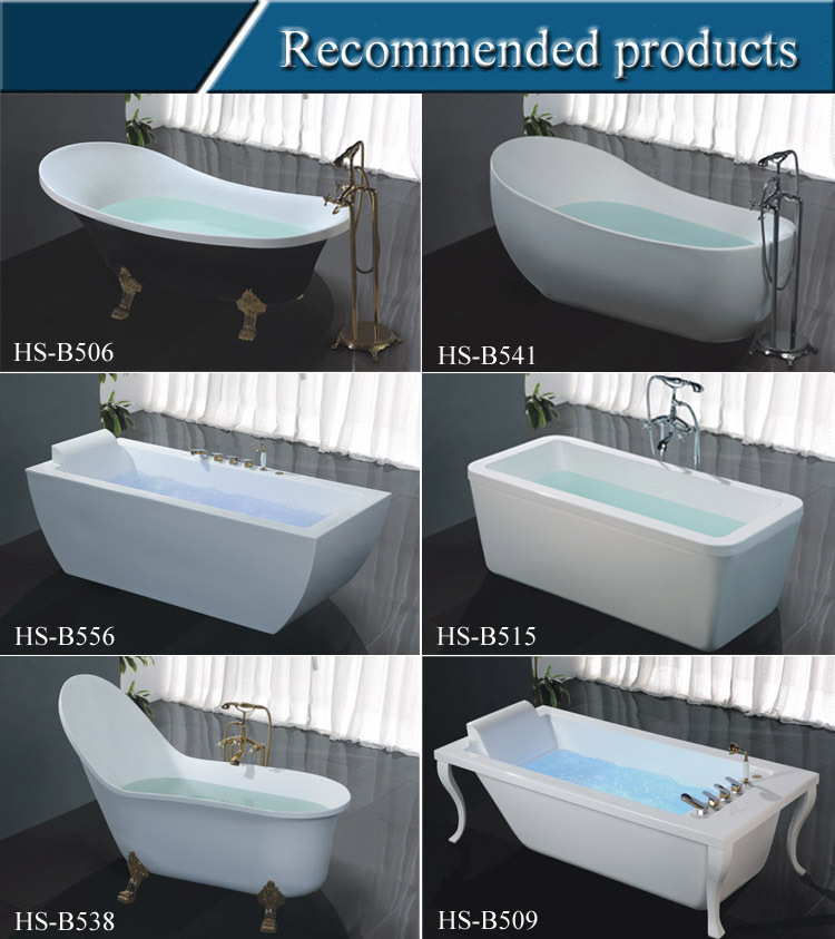 Hs-bg692 Diamond Shaped Simple Tub,Small Bath,Cheap Soaking Tubs ...