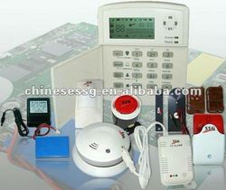 EU plug gprs alarm system for home security central monitoring