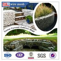 USD1.9-3 square meter gabion cages, gabion basket,gabion box