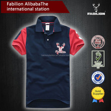 High Quailty Men's Paul T-Shirts,Hit color lapel men POLO shirt