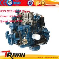 Weichai EGR4 cylinder 86kw 95kw Euro 3 Euro 4 Euro 5 WP3 loader engine truck engine Bus diesel engine