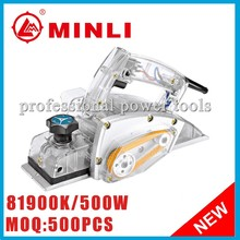 minli power tools 500W Professional Portable Electric Wood Planer