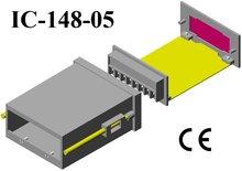 Caja eléctrica de plástico DIN 96 * 48 * 110