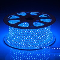 High quality waterproof outdoor 12V led strip 5050 embedded aquarius