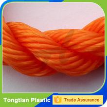 plastic rope orange