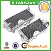 Aluminum motocross radiator for KAWASAKI KLX 450F KX450F 2009-2014
