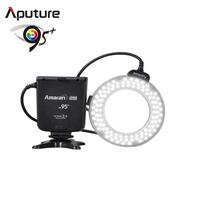 2015 CRI 95+ macro Ring Flash HN100 Aputure for Nikon DSLR camera excellent performent LED Macro
