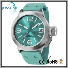 Wholesale 45mm face leather watch italian watch brand