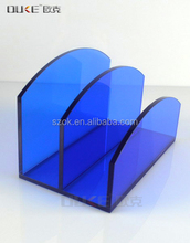 alibab china express acrylic brochure holder for online retail store