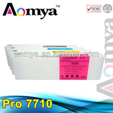 Aomya hot product~T5971 ink cartridge compatible for Epson 7710/9710 with specialized ink Perfectly matched!!!