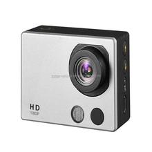2.0Mega CMOS sensor full hd 12MP 1080p mini dv digital sports video camera