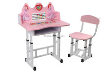 DT-A19 newest adjustable kids Study Table for students