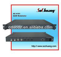 DVB-C modulator digital tv modulator