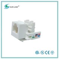 6P4C UTP Telephone Jack