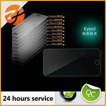 9H Curved Edge Tempered Glass Screen Protector for Sony Z2A, For Sony Z2A Protector Film