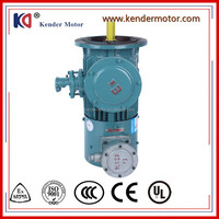ISO9001 Standard CE Certificate Yvf2 Series Frequency Variable and Speed Adjustable 3 Phase Electrical 3 Phase Motor