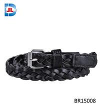 western style unisex woven/braided belt