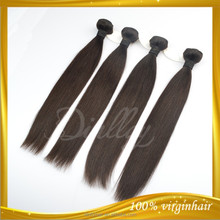 Unprocessed wholesale top grade one donor cheap hair extensions