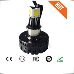30W 3300LM the most hight led motorcycle LED Hi/L Beam head lamp