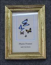 3d picture butterfly gold foil indian god picture with frame