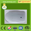 2015 most popular Easy to clean mini plastic decorative bathtub
