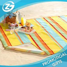 2015 Hot Sale Summer Travelling Beach Mat for Family