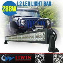 highest quality led lightbar driving light, 50 inch 12v car led light bar,10-30v auto parts atv led lightbars for boat truck