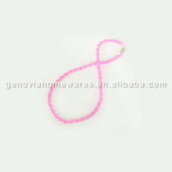 New design bpa free silicone pendant/silicone beads with high quality