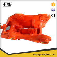 hydraulic quick hitch coupler for excavator loader quick hitch