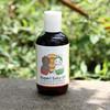 Organic ingredient baby oil for dry skin