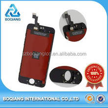 touch screen digitizer AAA guarantee for iphone 5 lcd with back cover hot sale replacement