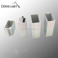 extrusion aluminum enclosure electronics aluminum container for space fixing device