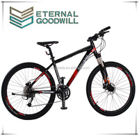 26 inch mountain bike/mountain bicycle GB1022B with 27 speed aluminum alloy frame upland bike