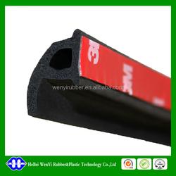 China produce car 3m rubber door seals
